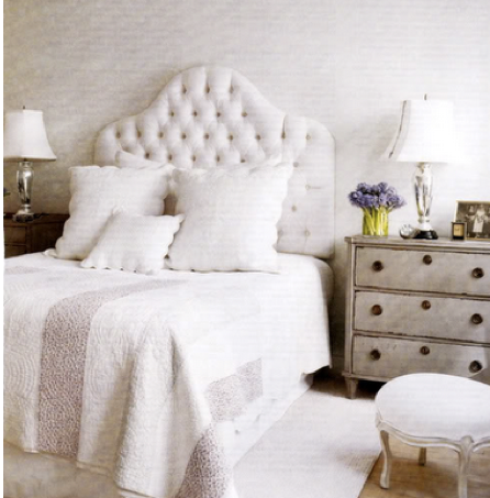 Pretty Pleasing With Sugar On Top Tufted Headboards