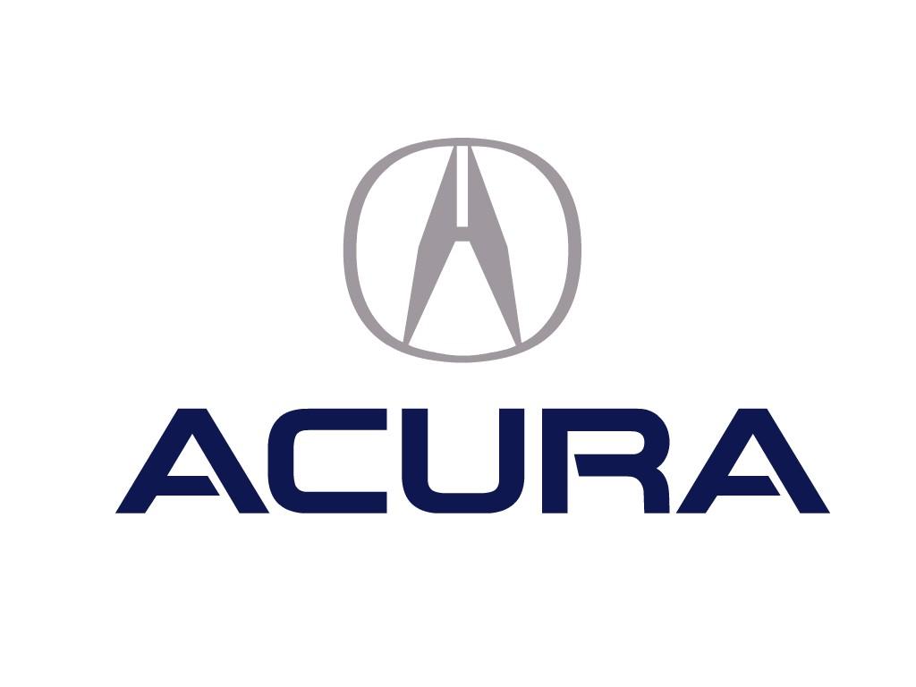 Acura Logos on