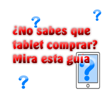 Que tablet comprar