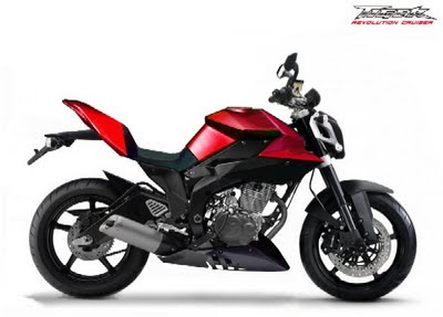 Modifikasi Honda Tiger Gambar dan Foto Modifikasi Motor Terbaru title=