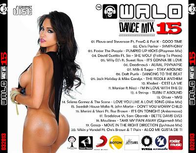 trasera walo dance mix 15