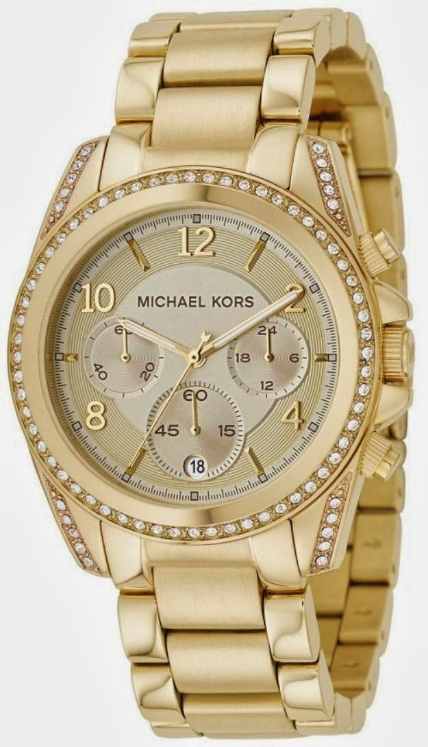 lilacfashion michael kors mk5166 blair chronograph