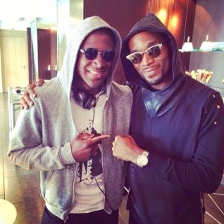 Photos: D'banj Enjoying his Vacation In Monaco and Labrinth