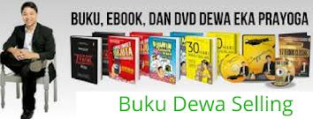 Buku Dewa Selling | Jago Jualan | Dewa Eka Prayoga