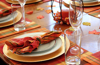 Easy Fall Bridal Shower Decorations