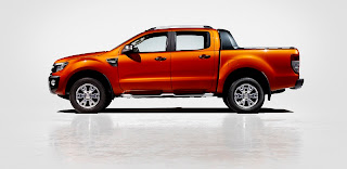 Ford Expands Ranger Line-Up with Wildtrak