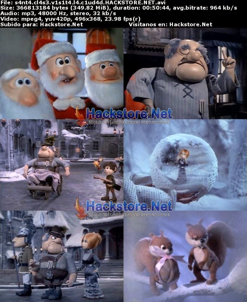 Captura Santa Claus Viene a La Ciudad (1970) DVDRip Latino