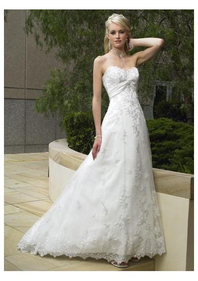 Best wedding ideas a simple stapless wedding drasses for Doctor who themed wedding dresses