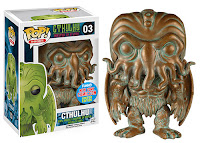 Funko Pop! Patina Cthulhu