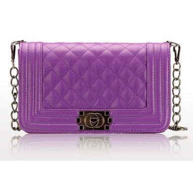 AA DESIGNER BAG (PURPLE)
