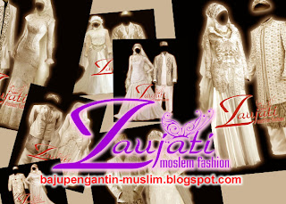 Wedding Dress - Model Baju Pengantin: Model Gaun Pengantin Muslim 2013