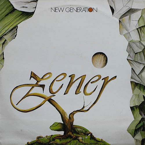 Zener - New Generation (Maxi)