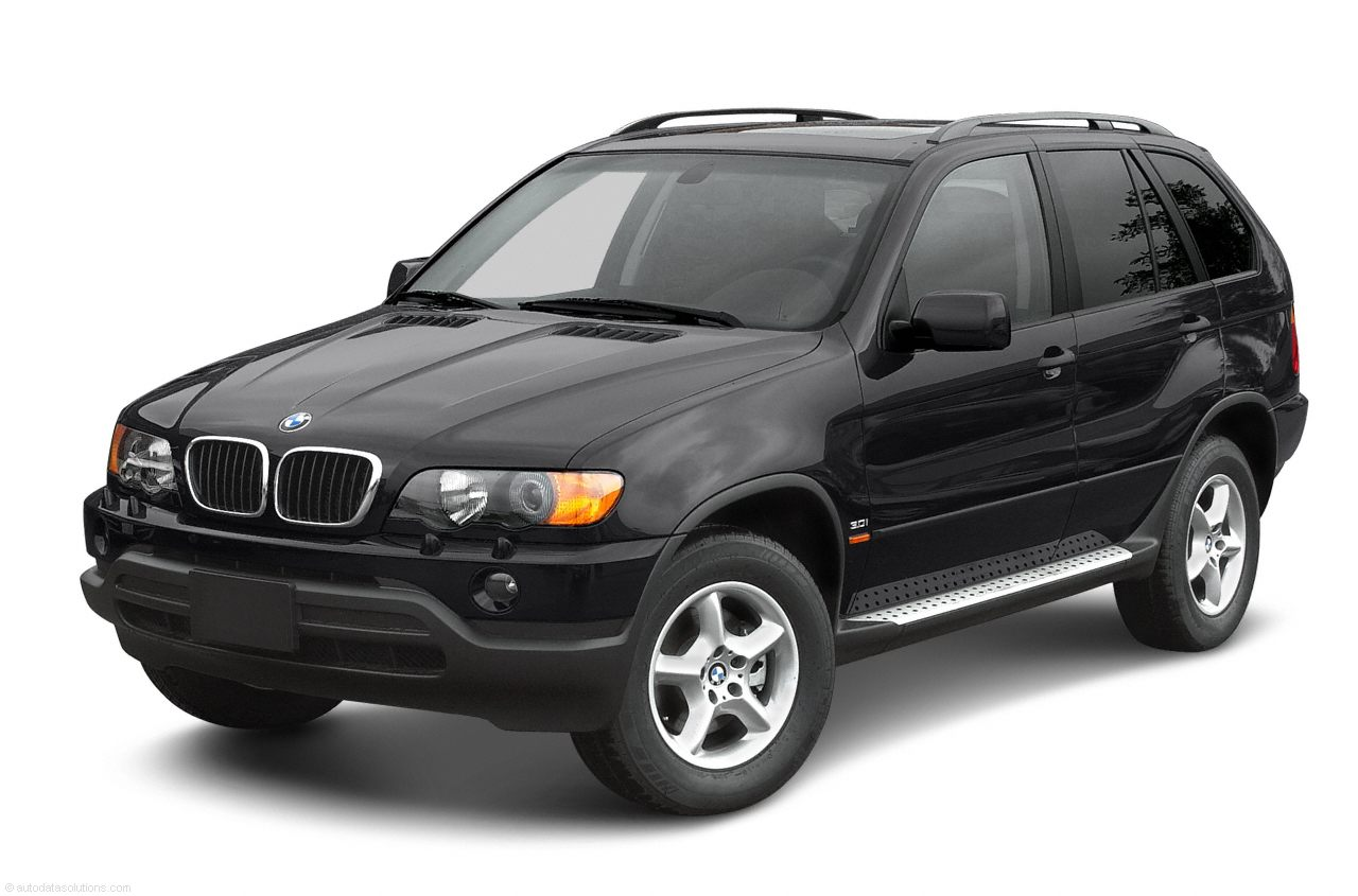 the ultimate car guide car profiles bmw x5 2001 2007. Black Bedroom Furniture Sets. Home Design Ideas