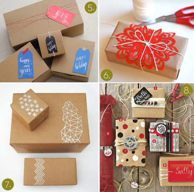 Reblog 12 formas originales para envolver regalos - Ideas para envolver regalos navidenos ...