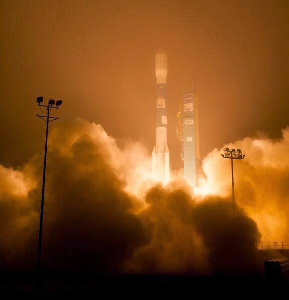 NASA Berhasil Luncurkan Satelit Pelacak Karbondioksida
