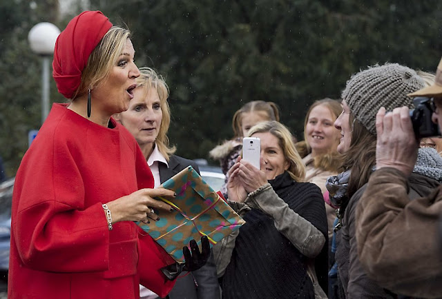 Queen Maxima at the Central Child Award