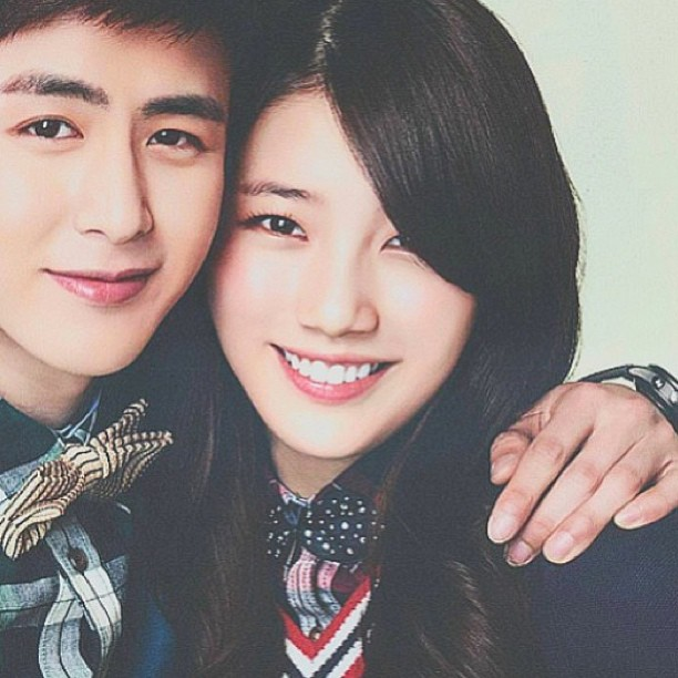 SUZY - NICKHUN PICTURE