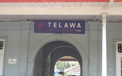 Telawa Railway Station