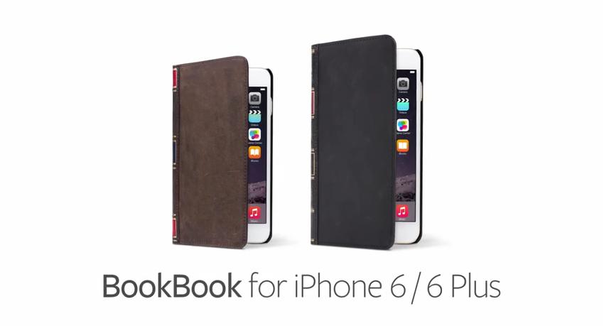 Twelve South Introducing BookBook For IPhone 6 Mydorina