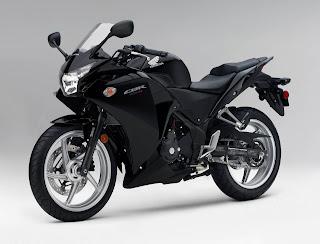 Harga Motor Honda Terbaru Bulan Ini 2013