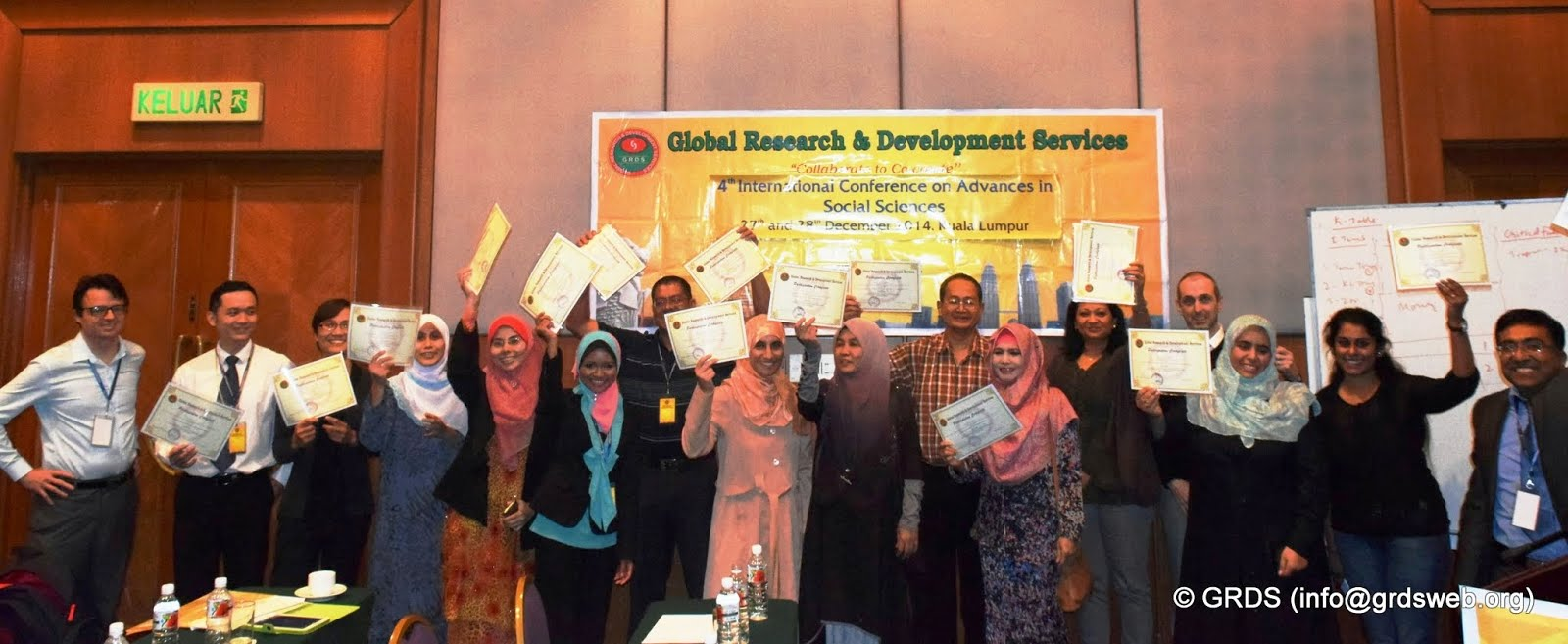 GRDS International Conference