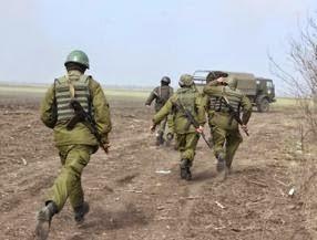 Война на Донбассе. Ситуация на 14 апреля