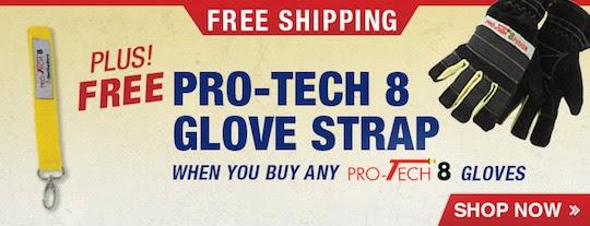 On Scene Pro Tech 8 Gloves Offer