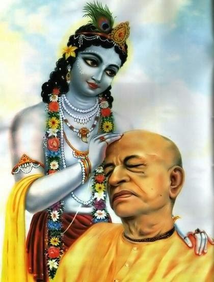 """krishna""""s love feel prabhupada"""