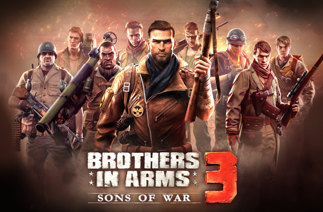 Brothers in Arms® 3 Sons of War