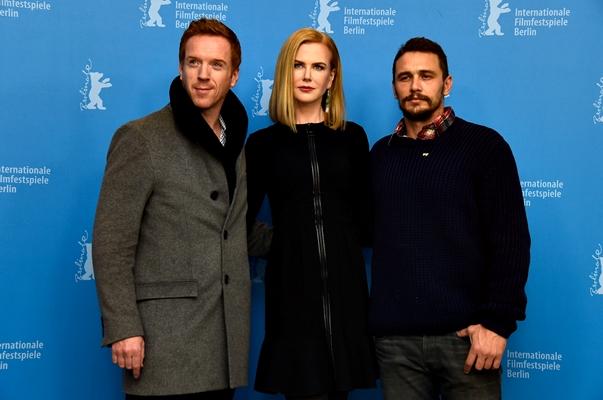 Damian Lewis, Nicole Kidman y James Franco en la Berlinale