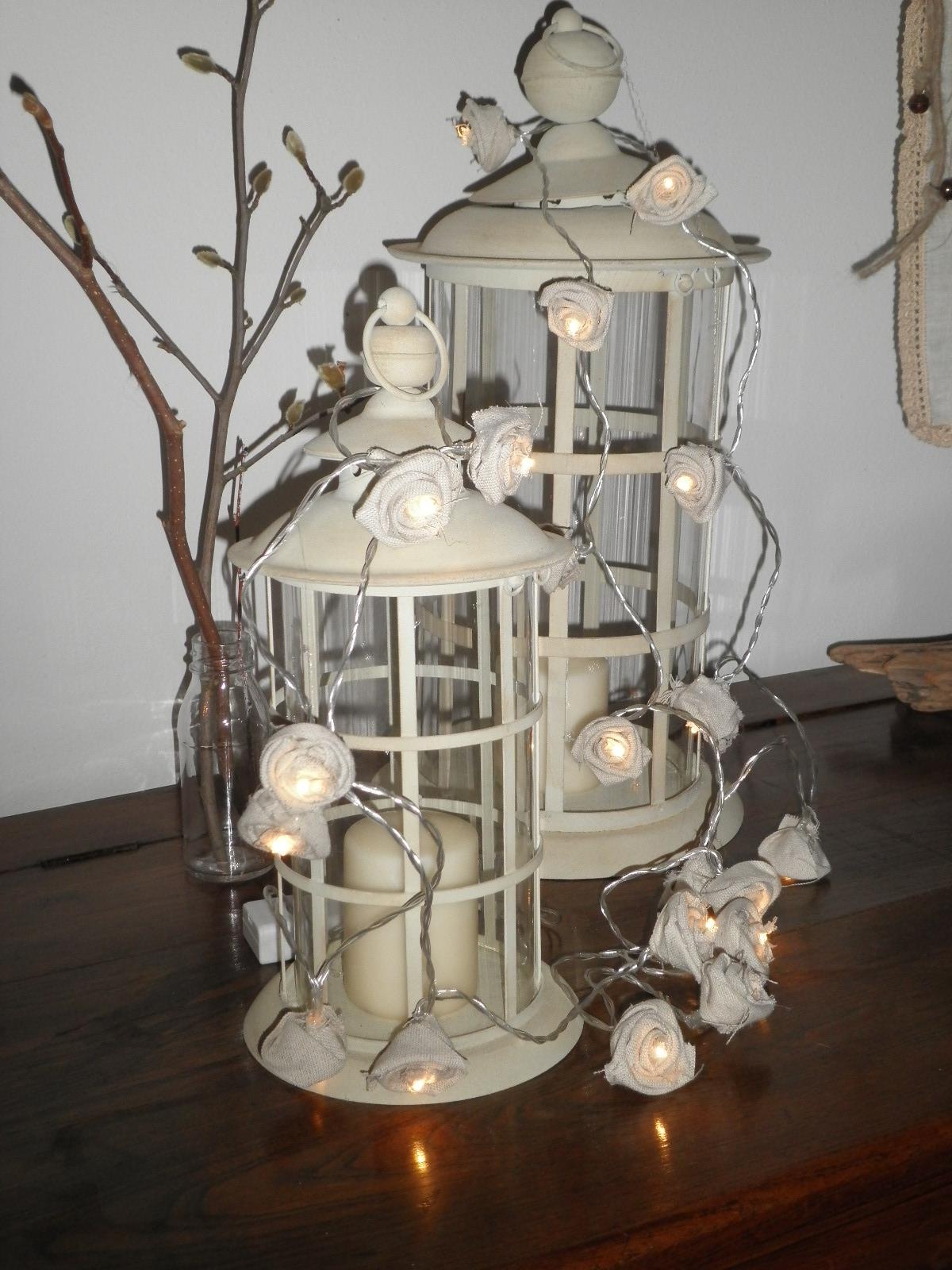 Magic bus giochi di rose e di luci - Decorare lanterne ...