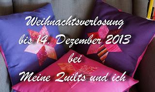 http://meinequiltsundich.blogspot.de/2013/12/weihnachts-sternenkissen-verlosung.html