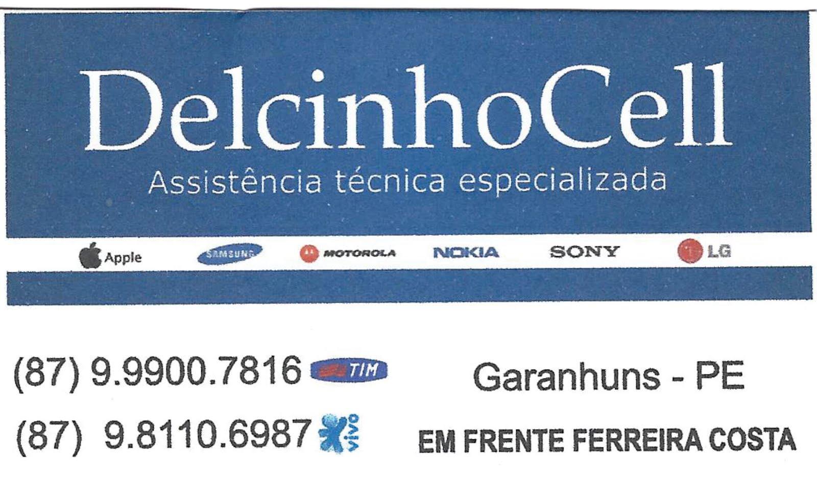 DELCINHO CELULAR