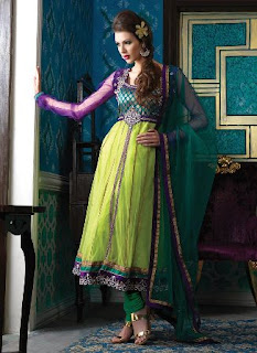 Anarkali Pishwas Suits