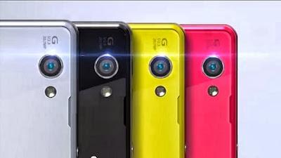 سونى أريكسون Z1s شاشة 4.3 بوصة ، معالج Snapdragon800