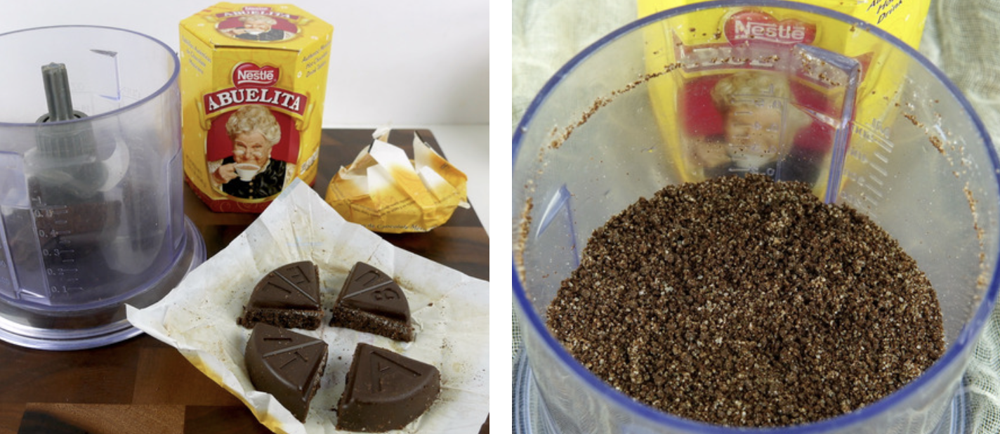 Abuelita Chocolate Recipe Cake