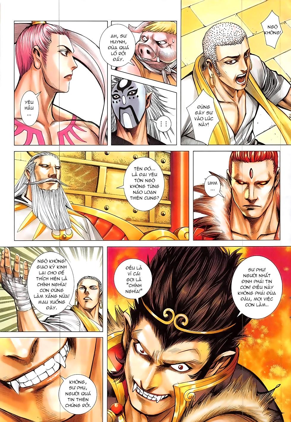Tây Du chap 26 Trang 29 - Mangak.info