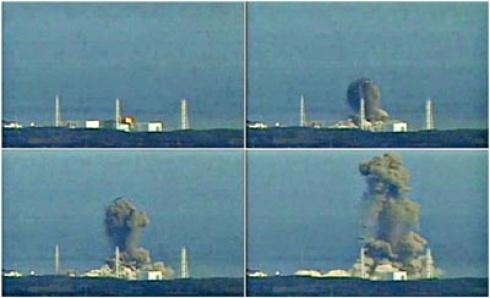 fukushima nuclear power plant on map. Fukushima Nuclear Power Plant
