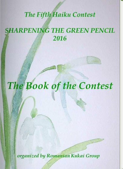 Sharpening the Green Pencil 2016 Contest Book