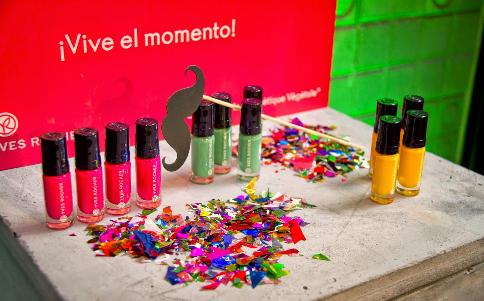 Speaking Colors, Yves Rocher, Esmaltes de Uñas, Nails Style, Beauty, Psicologia del Color, Teoria del Color, Blog de Moda