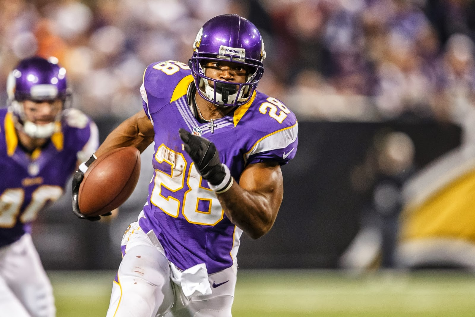 Adrian Peterson's son in critical condition - USA TODAY