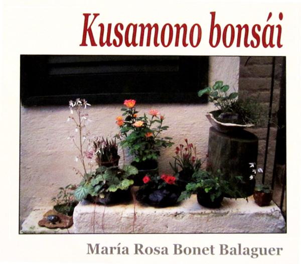 Cer micas fuisca libro kusamono bons i de mar a rosa - Libros de bonsais ...