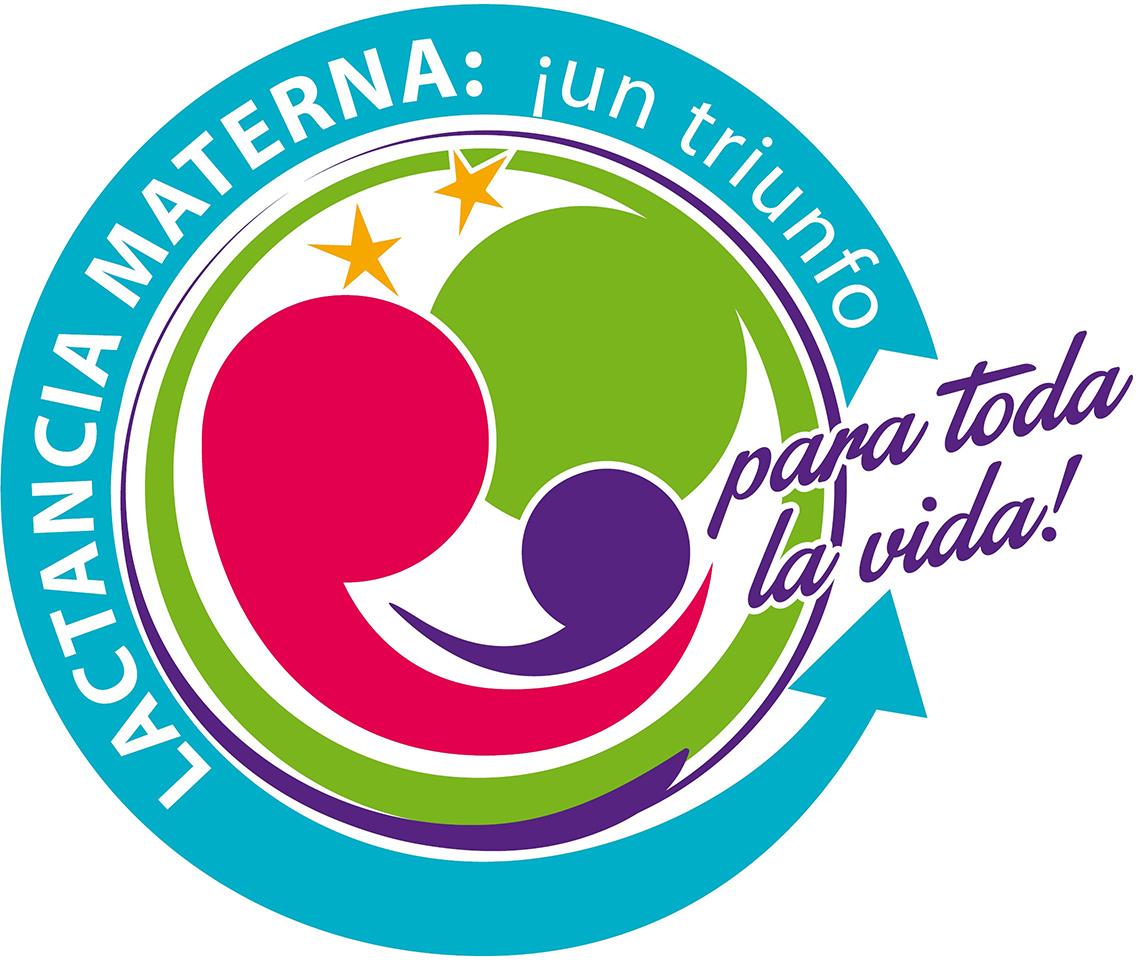Semana Mundial de la Lactancia Materna 2014 logo