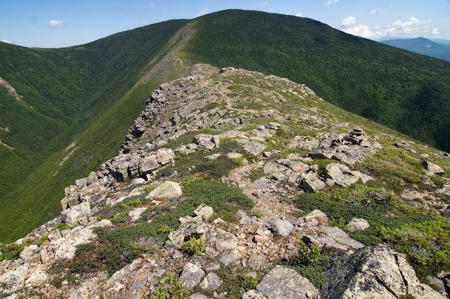 Bondcliff ridge
