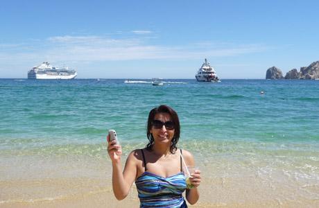 Los Cabos, Baja California, Cabo San Lucas, playa