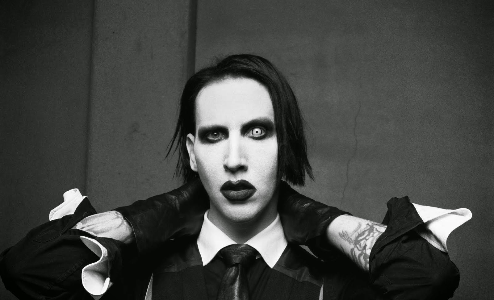 Brian Hugh Warner AKA Marylin Manson