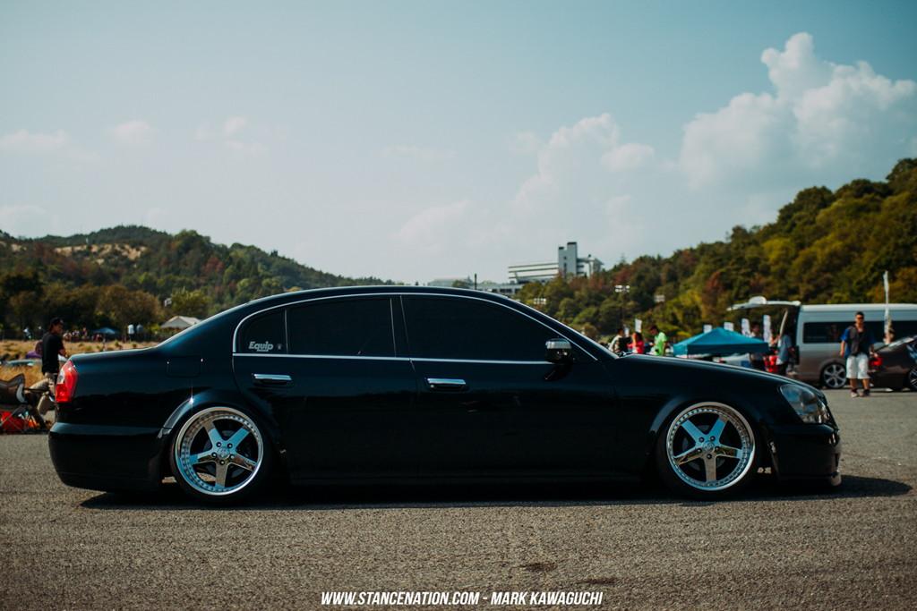 Infiniti Q45, Nissan Cima, F50, luksusowe sedany, japońska motoryzacja, auta z silnikiem V8, napęd na tył, rasowe, piękne, ciekawe