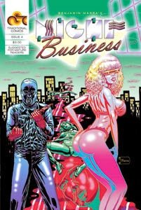 NIGHT BUSINESS, ISSUE 4 | ON SALE NOW!