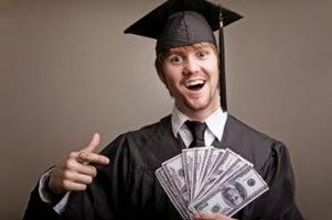 recém formado dinheiro