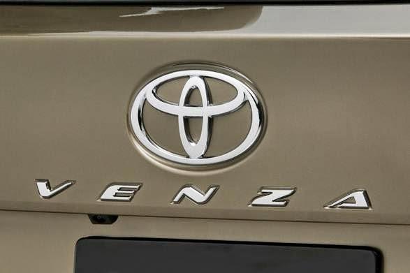 2016 Toyota Venza Top quality